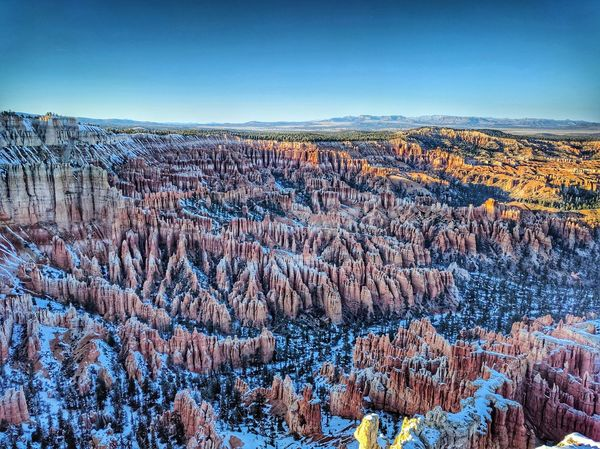 Bryce Canyon Bryce Canyon National Park Traveling Nature Naturephotography Beautiful Landscape Nature_perfection Naturelovers Nature Photography Nature Shooters Trip Nature_seekers Utah No People Canyon Outdoors View Canyons
