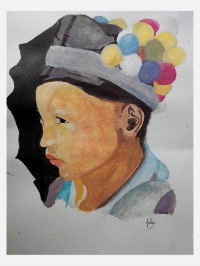 Peinture Essai Passion