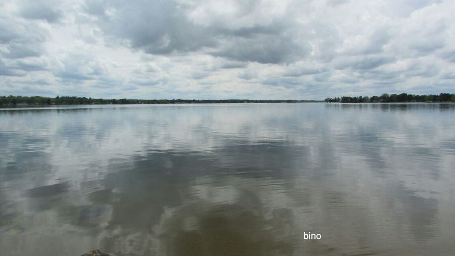 Afternoon Around The Lake Grey Day Cloudy Cool! No People Beauty In Nature Water_collection Lake Cadillac Pure Michigan