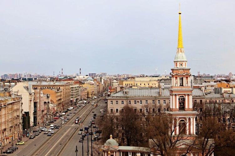 Taking Photos Architecture St.-Peterburg