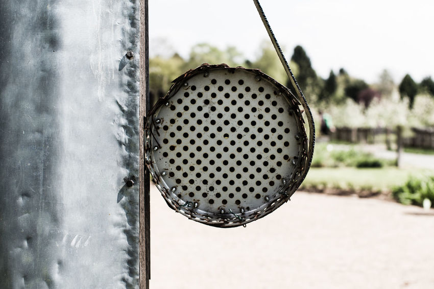 Agricultural Something / (c) Nidal Sadeq Agriculture Copy Space Frankfurt Geometric Shapes Lohrberg, Frankfurt Am Main, Agricultural Machinery Agriculture Photography Arts Culture And Entertainment Close-up Comb Day Focus On Foreground Freshness Geometric Abstraction Geometrical Patterns No People Outdoors Shower Shower Head Silver  Silver - Metal Water