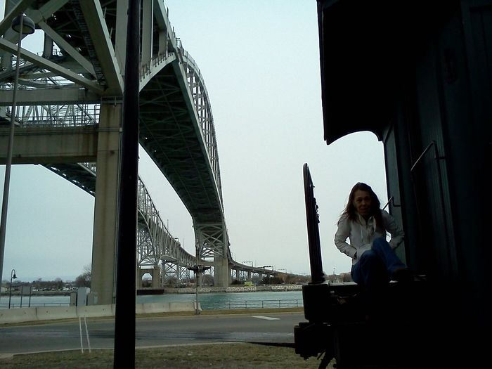 Bridges Trains Great Lakes Got A Lot On My Mind