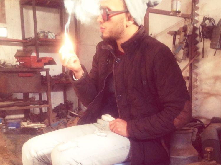 Hello World Enjoying Life Taking Photos Smoking Weed Weedman