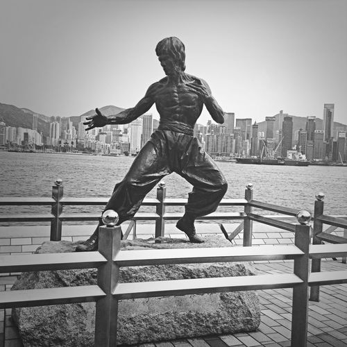 Bruce Lee HongKong Today ♥