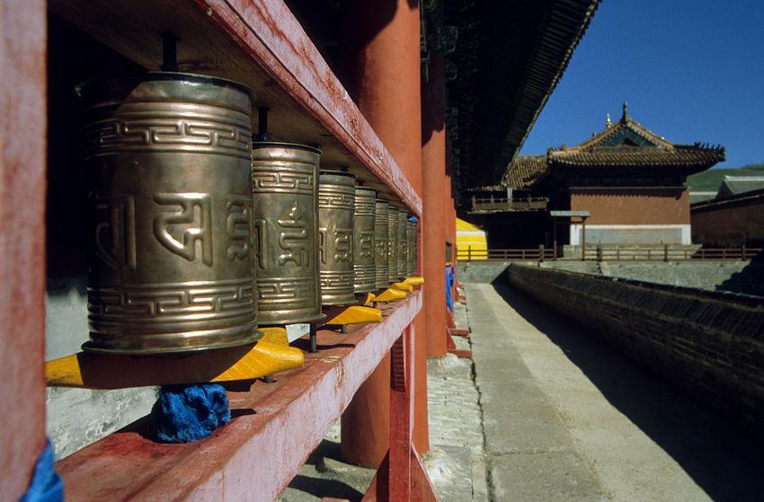 Amarbayasgalant Amarbayasgalant Monastery ASIA Buddhism Monastery Monastery Of Tranquil Felicity Mongolia Prayer Mill Prayer Wheel Urgun Elhe Sy
