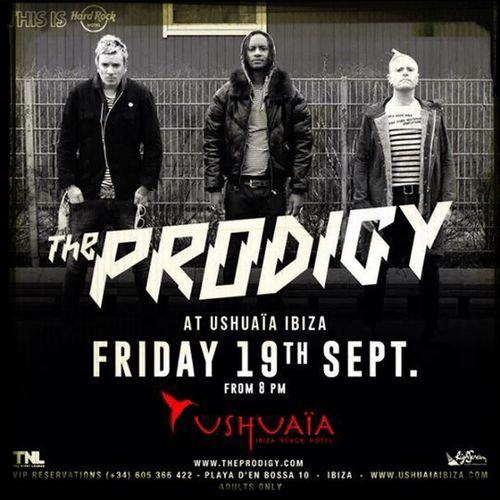 The Prodigy Check This Out che sfigaaaaa!!! E noi torniamo!!!?