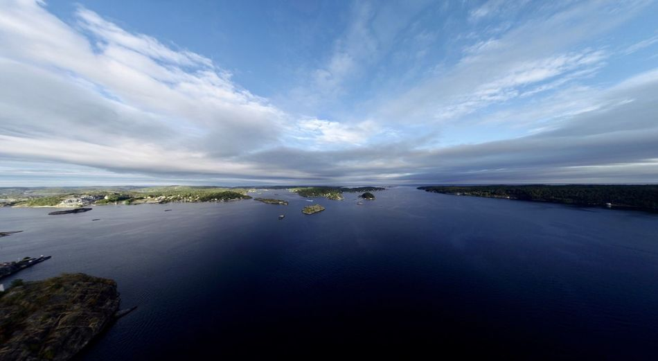 Dronephotography
