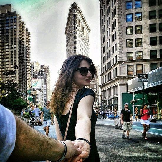 FollowUS Flatitron Building Newyorkcity newyork manhattan NYC ny nycphotography girl hottie archilovers architecture architectureporn geometry lines skyscaprer skyline princy love lovers