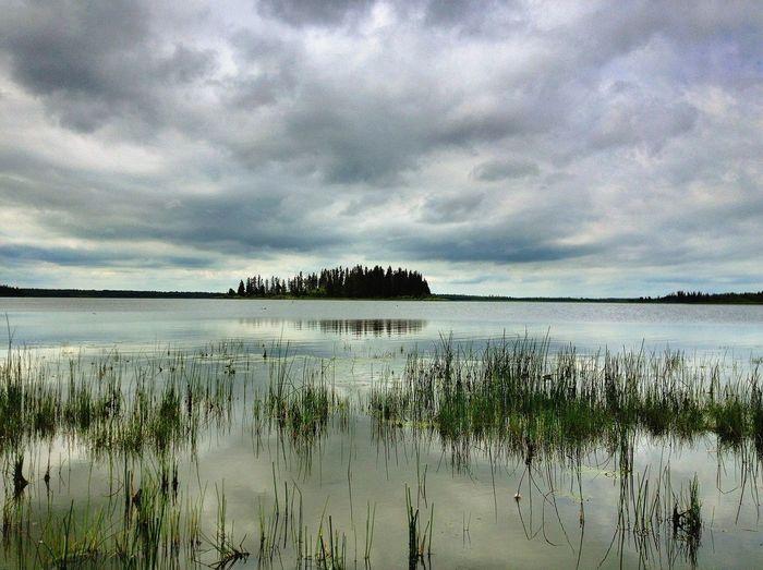 NEM Submissions NEM Landscapes Astotin Lake Canada