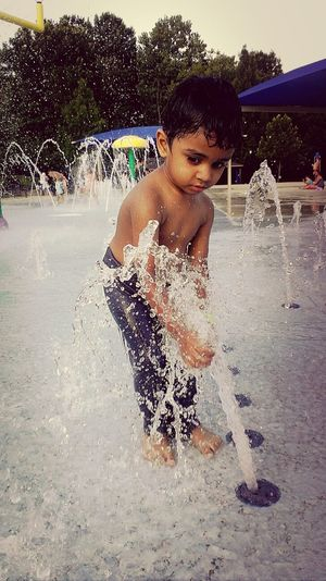 summer splash..