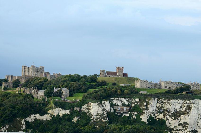 England 🇬🇧 Dover England Dovercastle Castle Dover Sea Front A6000