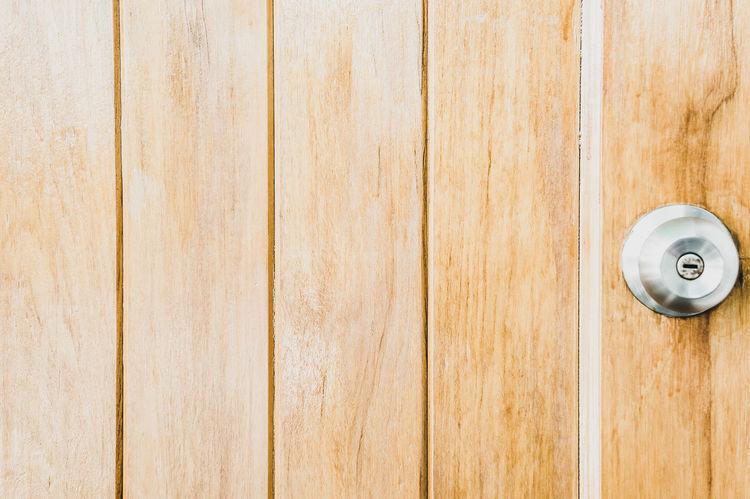 knob door Doors Backgrounds Close-up Day Door Full Frame Indoors  Key Knob Lock No People Textured  Wood - Material