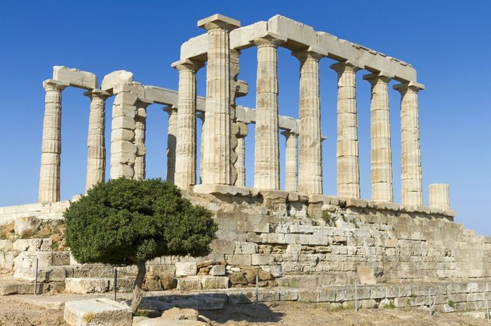 Greek infrastructure is really crumbling.