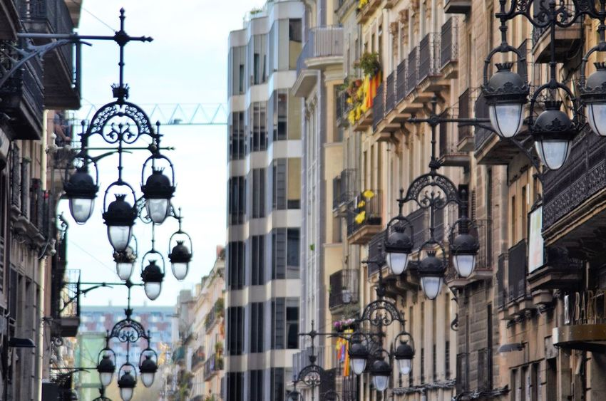 Street Photography Streetlamps Building Exterior Hanging Architecture Built Structure Window Day Outdoors City