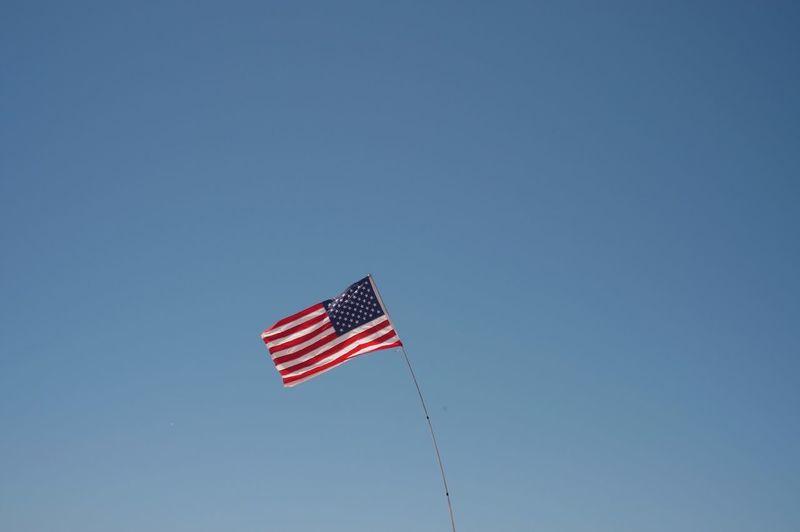 Stars And Stripes USA