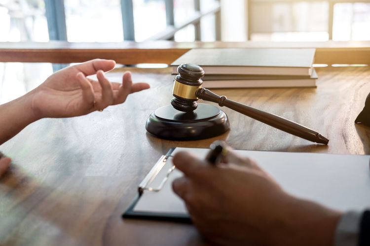 Lawyer Barrister Close-up Contract Counselor Craft Fairness Gavel Hammer Hand Hand Tool Holding Human Body Part Human Hand Indoors  Inheritance Judge Judgement Justice Legal Legislation Notary One Person Verdict Working