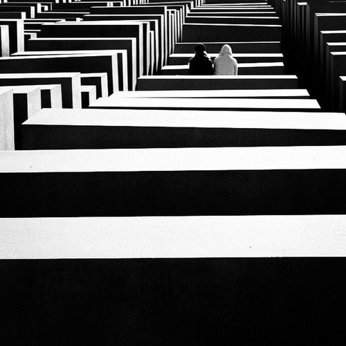 Memorial to the Murdered Jews of Europe , Berlin, Germany First Eyeem Photo