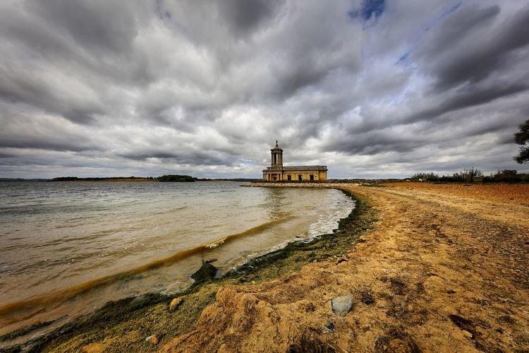 Rutland Water Cloud - Sky Sky Architecture Built Structure Water Building Exterior Sea