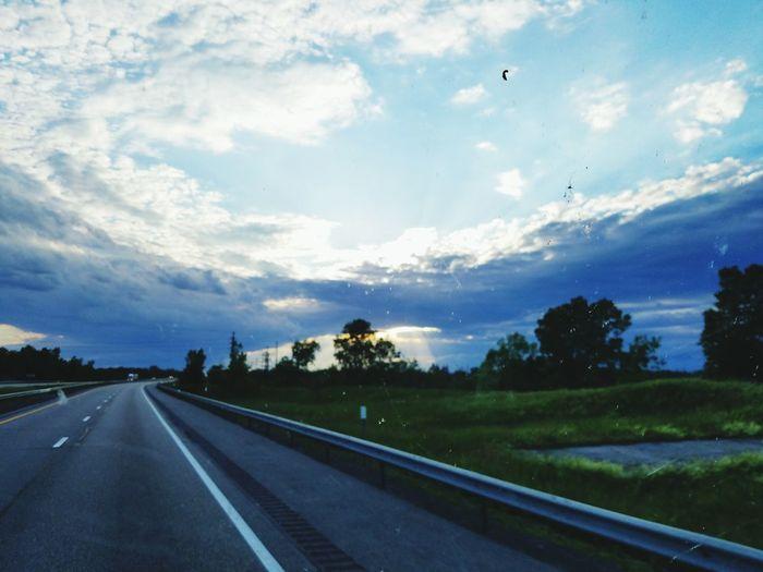 I love scenic views My Commute