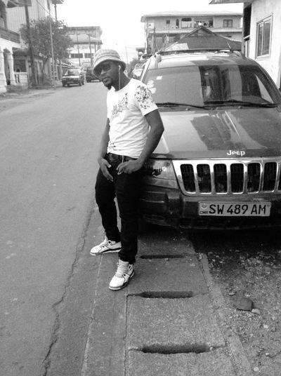 In de ghetto