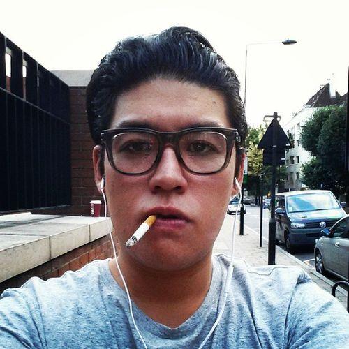 Hair, Specs and Smokes HSS Krisvanassche LindaFarrow FreshlyShaven IgersLondon NewBritishLibary