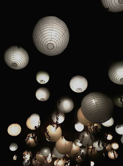 Lampions Lamps Eye4photography  No People Hanging Lamps First Eyeem Photo EyeEm Gallery Low Angle View Indoors  Light Smartphone Photography Oppo Smartphone EyeEm Selects