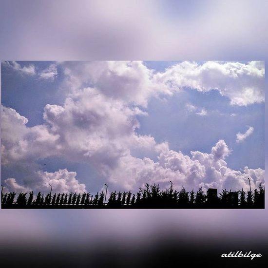 Pamuk şekeri tadında günler! Gok Gokyuzu Sky Bulut bulutlar clouds cloudporn