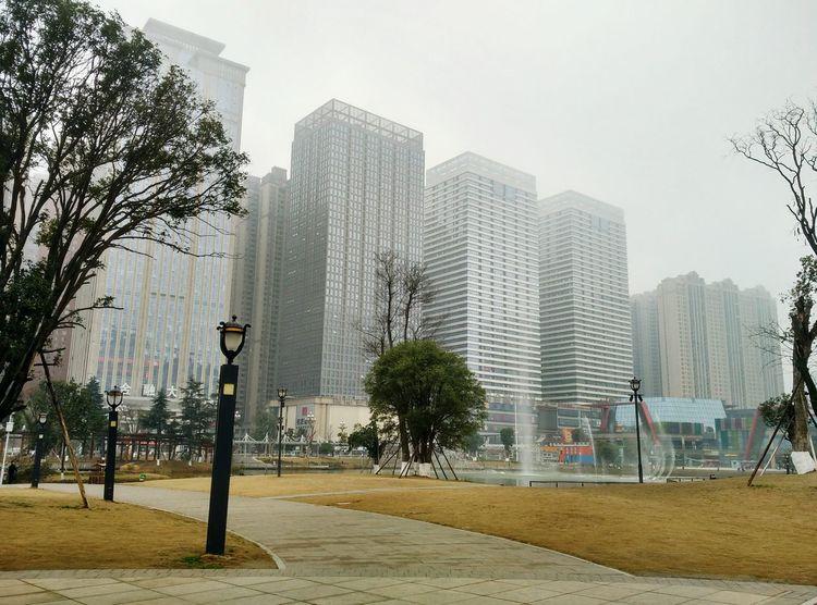 贵阳花果园 Huaguoyuan, Guiyang Relaxing Taking Photos City Hanging Out Building Sky And City Buildings Guizhou Guiyang Building Photography Buildings & Sky