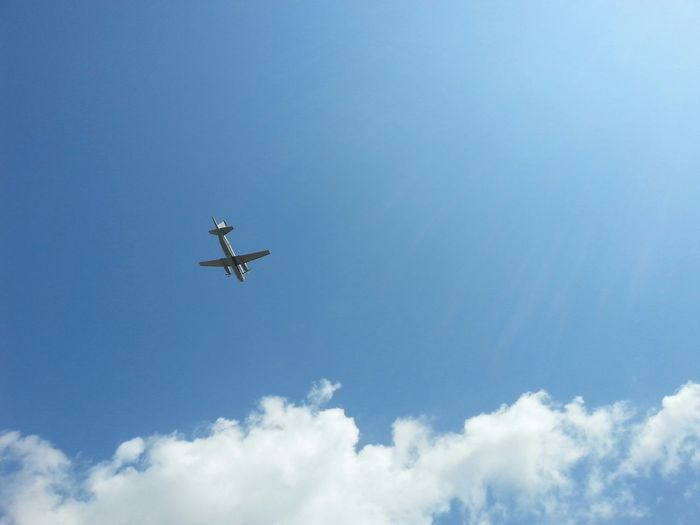 Sky And Clouds Airplane Clouds & Airplane Sky_collection Sky_collection Airplane Clouds Airplane In The Sky