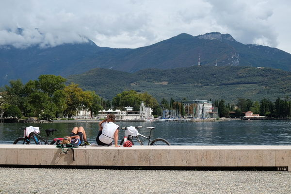 Daylight at the Gardasee Gardalake Lake Italy Landscape Riva Del Garda Bike Holiday Bikers Itinerary Italian Turism Jurney Deutschland Fitness Relaxing Relax Time To Relax