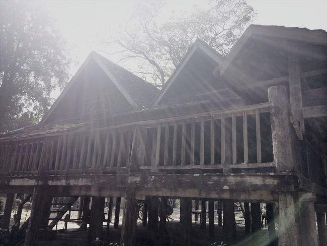 Building Thai Lanna Building