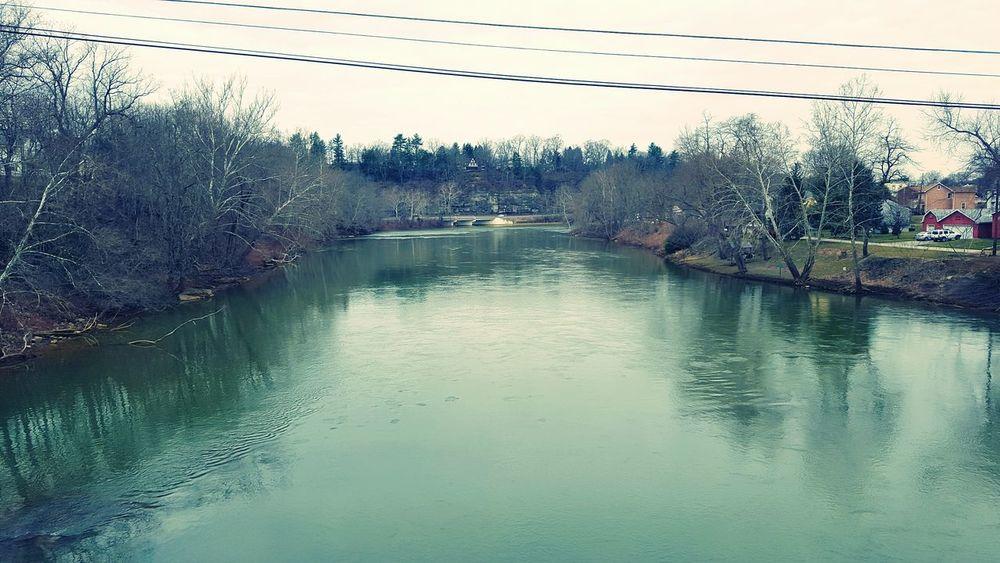WHT River View River Water Beauty In Nature Nature Outdoors Wht Pennsylvania Bikelife Trail Bike Ride Biking