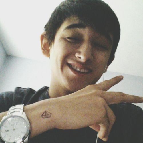 Todays Hot Look Selfie Tattoo Self Portrait