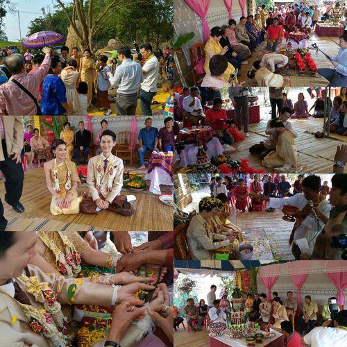 Lahan Sai Thailand Wedding Wedding