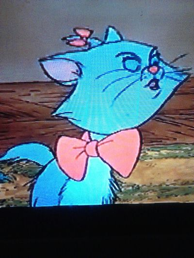 Ladies Do Not Start Fights But They Can Finish Them! #Aristocats