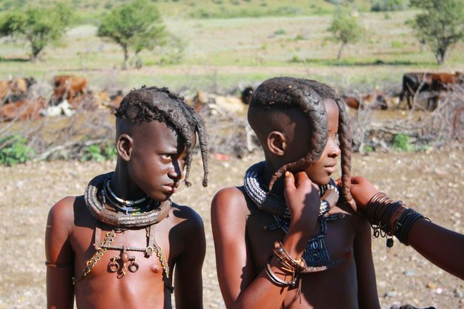 Taking Photos Traveling The Human Condition. Africa Mario's Namibia Himba Peoplephotography Namibia Travel Photography Reisen EyeEm Gallery EyeEm Best Shots Himba Photography People Photography Himba African Beauty Africangirl  AfricanStyle