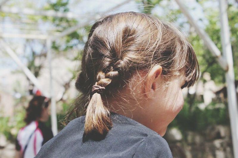 French Child So Cute In Aksaray İhlara Valley Selimiye Ihlaravadisi Julie