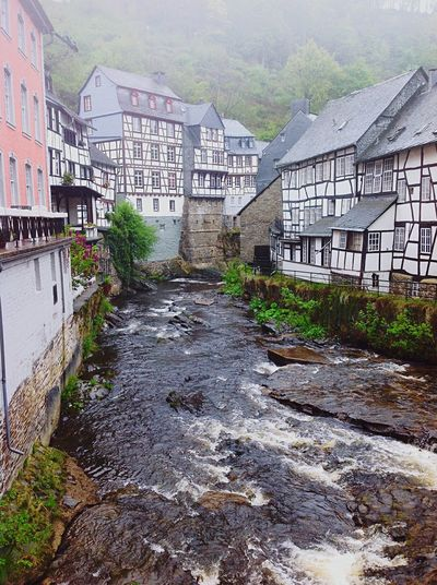 Protecting Where We Play Nice Place Nice Architecture Water Stream Preserving Memories Stones & Water Monchau Germany Dream city! Stylish Architecture