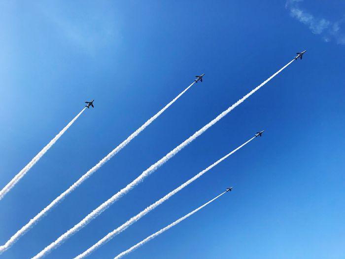 Blueimpulse Sky