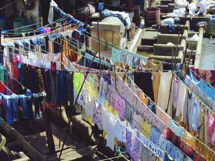 Mumbai Bombay India EyeEm Gallery Eye4photography  Travel Photography Laundry