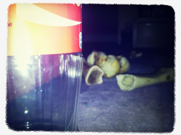 Coke And Dog Bones