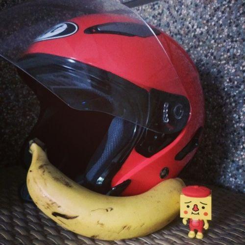 如果把這個世界上的蚊子都變成香蕉該有多好. (*^o^*) 上班帶玩具