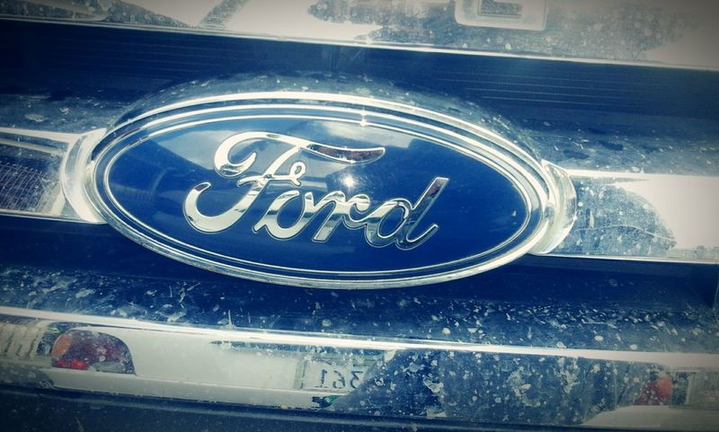 Logo Ford Vehiculo  Marcas