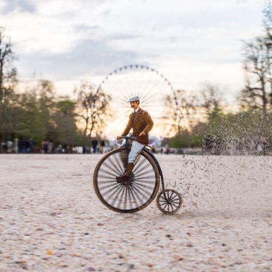 Grand-bi Velo Cyclist Bike April Showcase Human Meets Technology