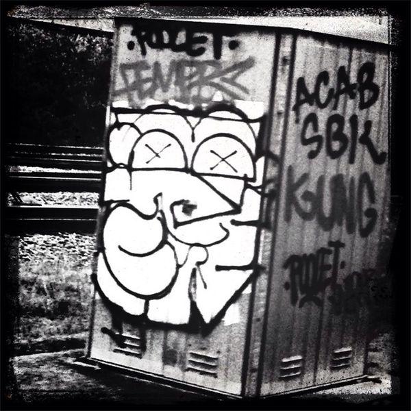Graffiti Street Art Tag Art De Rue