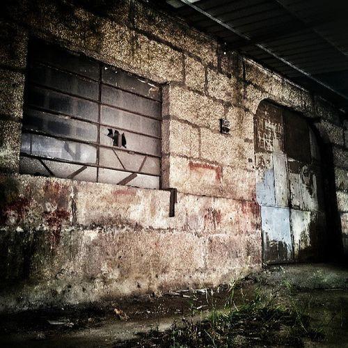 F ábrica Abandonada Porri ño