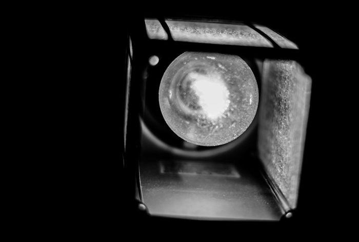 Light Blackandwhite Porchlight Bulb Night Nightphotography