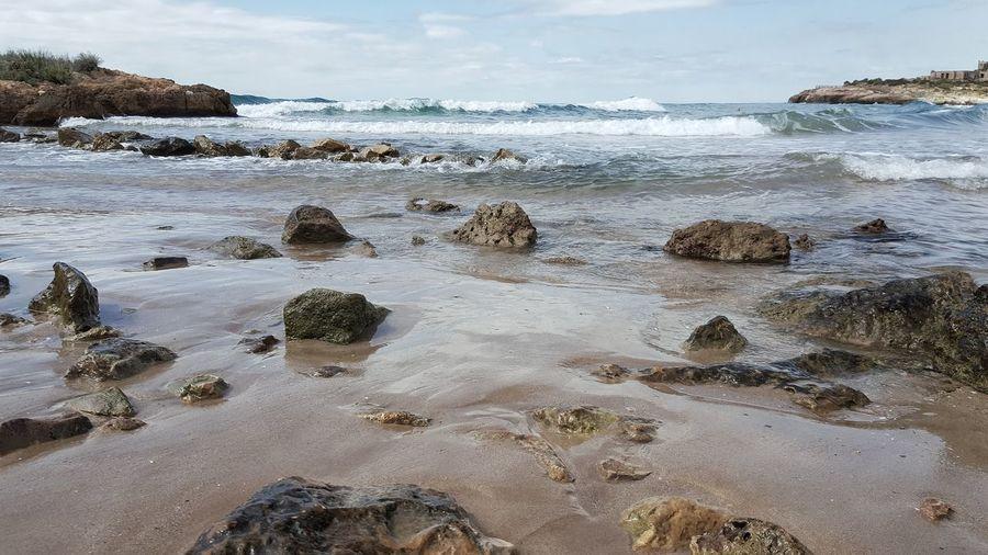 Beach Sea No