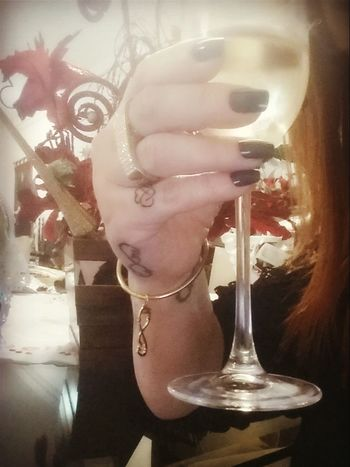 Wine Glass Tattoo Tattooart Nails Gold Goldencolor Exclusive  Jewelry Bracelet Bracelet Love Infinity ∞ Arm Thast's Me