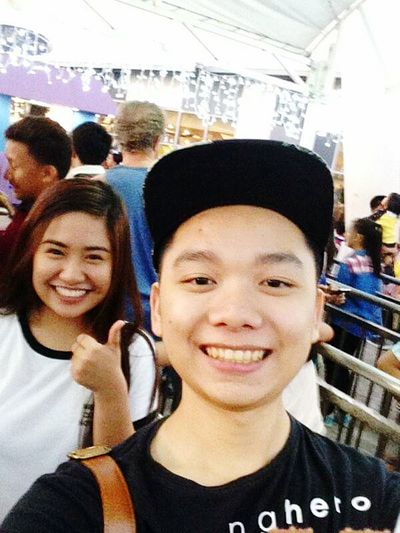 Ngiting tagumpay with cousin. 😊🎡🎡 First Eyeem Photo